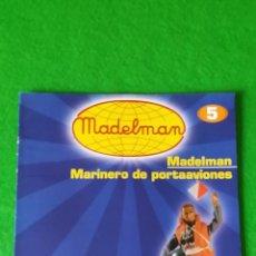 Madelman: MADELMAN ALTAYA FASCICULO 5 MARINERO PORTAAVIONES. Lote 55333175