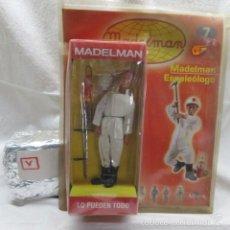 Madelman: MADELMAN ESPELEOLOGO , ALTAYA. Lote 56025189