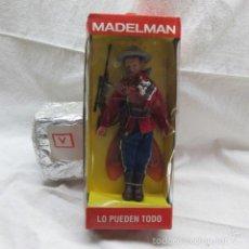 Madelman: MADELMAN , POLICIA CANADA , ALTAYA. Lote 56025590