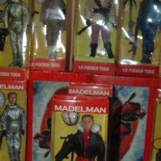 Madelman: MADELMAN NUEVO EN CAJA PILOTO DE COMBATE. Lote 140879461