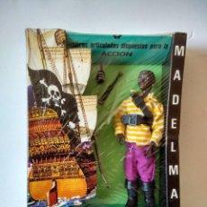 Madelman - MADELMAN PIRATA JIM BLACK A ESTRENAR !! - 57788977