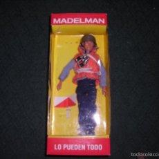 Madelman: MADELMAN.PORTAAVIONES DE LA COLECCION ALTAYA COMO SE VE. Lote 57914962