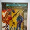 Madelman: VERSION DIFICIL ROPA MAS CLARA MADELMAN COMANDO SWAT OPERACIONES ESPECIALES MADEL EN CAJA A ESTRENAR. Lote 57967969