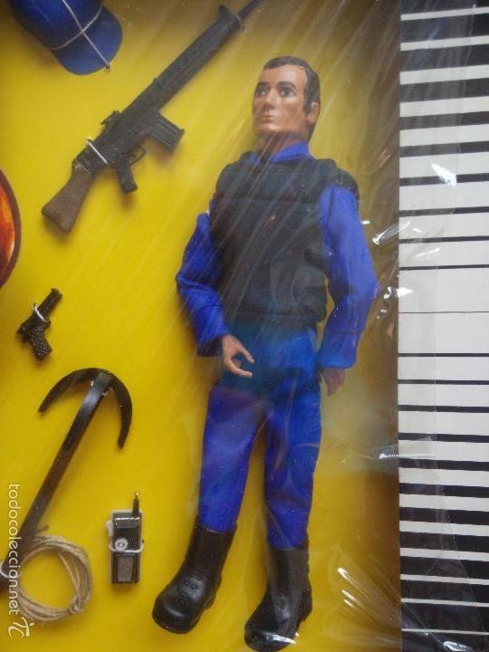 Madelman: VERSION DIFICIL ROPA MAS CLARA MADELMAN COMANDO SWAT OPERACIONES ESPECIALES MADEL EN CAJA A ESTRENAR - Foto 3 - 57967969
