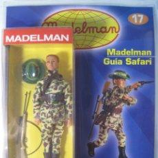 Madelman: MADELMAN GUIA SAFARI DE ALTAYA NUEVO SIN DESPRECINTAR. Lote 58342672