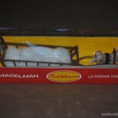 Madelman: MADELMAN ALTAYA. TRINEO EN SU CAJA. NUEVO A ESTRENAR. Lote 60606323