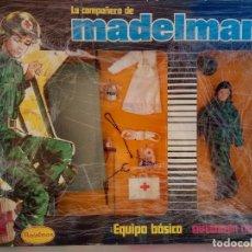 Madelman - Madelman Serie Guerra Equipo Básico Enfermera ref 524 - 61455539