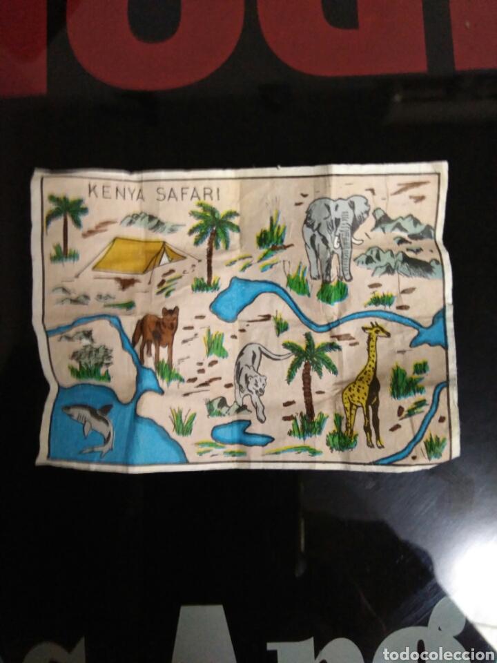 MAPA ORIGINAL MADELMAN KENIA SAFARI. (Juguetes - Figuras de Acción - Madelman)