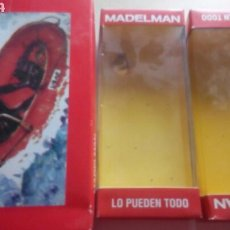 Madelman: MADELMAN.TRES CAJAS VACÍAS ALTAYA.COMO SE VE. Lote 64840578