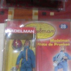 Madelman: MADELMAN.PILOTO DE CARRERAS NUEVO EN BLISTER.COMO SE V. Lote 64851573