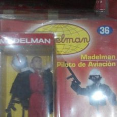 Madelman: MADELMAN.PILOTO AVIACIÓN ALTAYA NUEVO EN BLISTER.COMO SE VE. Lote 64852987