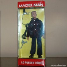 Madelman: MADELMAN MDE ALTAYA CUSTOM ESPÍA AGENTE SECRETO CNI EN CAJA.. Lote 65419355