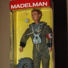 Madelman: MADELMAN MDE WWII SEGUNDA GUERRA MUNDIAL BUZO NAZI EN CAJA. IDEAL REGALO O COLECCIONISTA. Lote 104387566