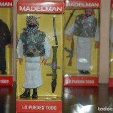 Madelman: MADELMAN MDE GUERRILLERO TALIBAN CON BAZOCA EN CAJA. IDEAL REGALO NAVIDAD O PARA COLECCIONISTA. Lote 68964345