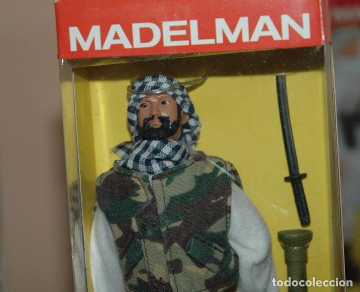 Madelman: MADELMAN MDE GUERRILLERO TALIBAN CON BAZOCA EN CAJA. Ideal regalo Navidad o para coleccionista - Foto 3 - 68964345