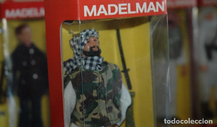 Madelman: MADELMAN MDE GUERRILLERO TALIBAN CON BAZOCA EN CAJA. Ideal regalo Navidad o para coleccionista - Foto 4 - 68964345