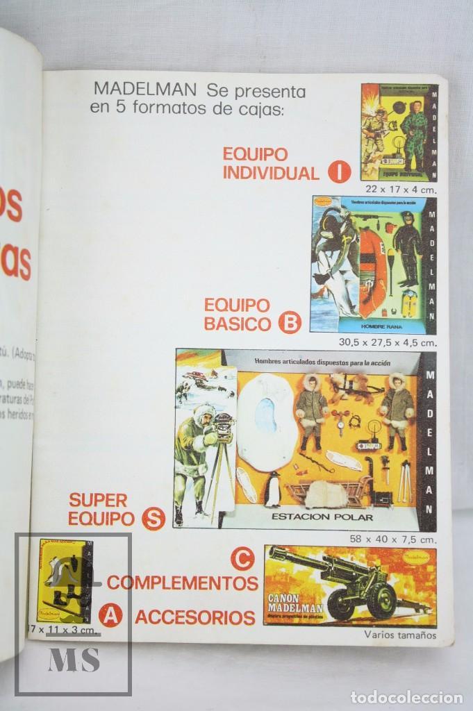 Madelman: Catálogo / Folleto de Madelman - Los Madelman lo Pueden Todo - Madel SA, 1975 - Foto 2 - 72863215