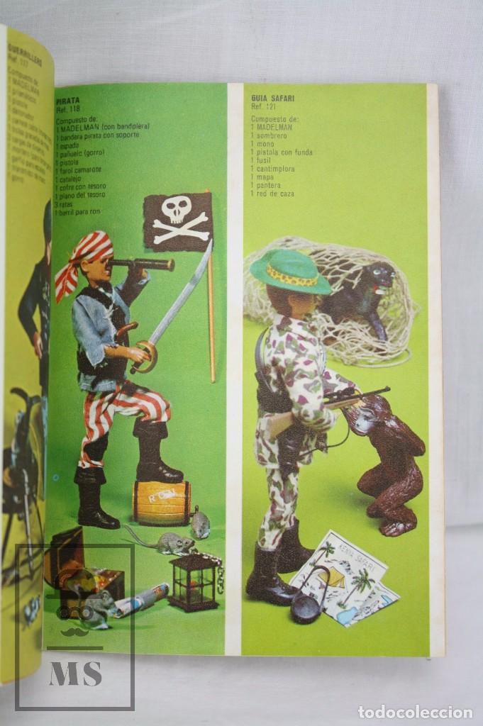 Madelman: Catálogo / Folleto de Madelman - Los Madelman lo Pueden Todo - Madel SA, 1975 - Foto 3 - 72863215