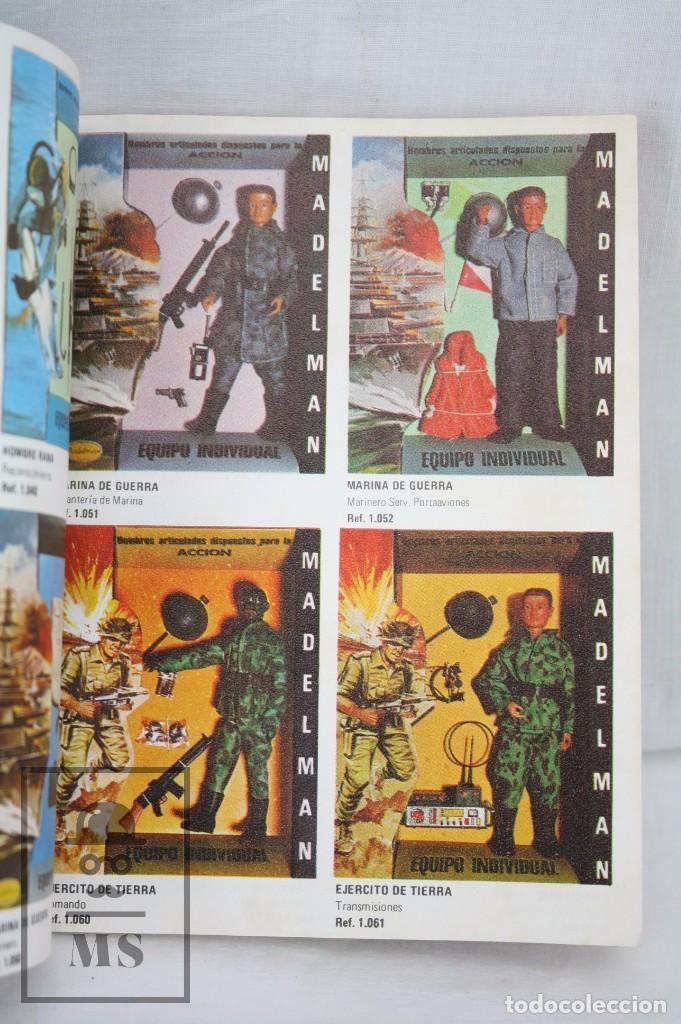 Madelman: Catálogo / Folleto de Madelman - Los Madelman lo Pueden Todo - Madel SA, 1975 - Foto 5 - 72863215