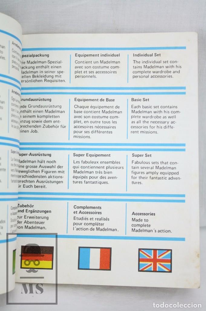 Madelman: Catálogo / Folleto de Madelman - Los Madelman lo Pueden Todo - Madel SA, 1975 - Foto 6 - 72863215