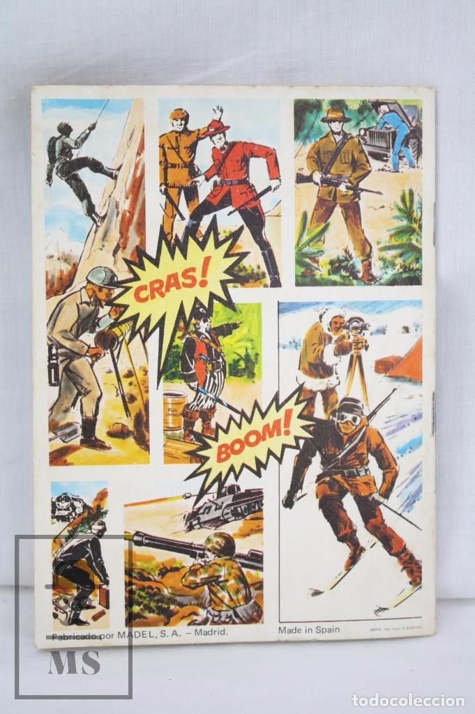 Madelman: Catálogo / Folleto de Madelman - Los Madelman lo Pueden Todo - Madel SA, 1975 - Foto 7 - 72863215