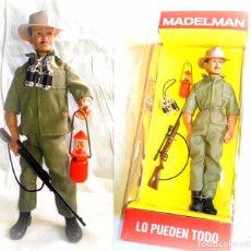 Madelman: LTDI. REF. 3A55A. MADELMAN ALTAYA EN CAJA. CAZADOR GUIA CON BIGOTE. Lote 92085077