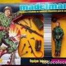 Madelman: MADELMAN. EQUIPO BÁSICO ANTITANQUE ORIGINAL AÑOS 70. Lote 75905947