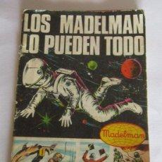 Madelman: CATALOGO MADELMAN ORIGINAL. CC. Lote 76426415