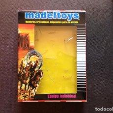 Madelman: MADELMAN MADELTOYS CAJA SERIE OESTE 2. Lote 209812715
