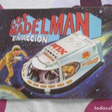 Madelman: CATALOGO MADELMAN ,ANTIGUO. Lote 84093544