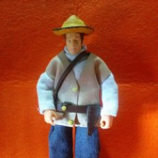 Madelman: MADELMAN PDJ CUSTOM...PERSONAJE WESTERN MEXICANO. Lote 84460044