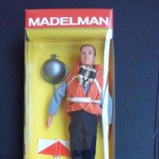 Madelman: MADELMAN ALTAYA - MARINERO PORTAVIONES - EN CAJA NUEVO A ESTRENAR. Lote 87065456