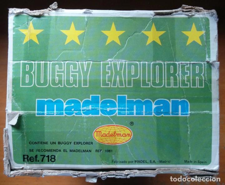 Madelman: Madelman Buggy Explorer Madel Exin para restaurar - Foto 9 - 86400064