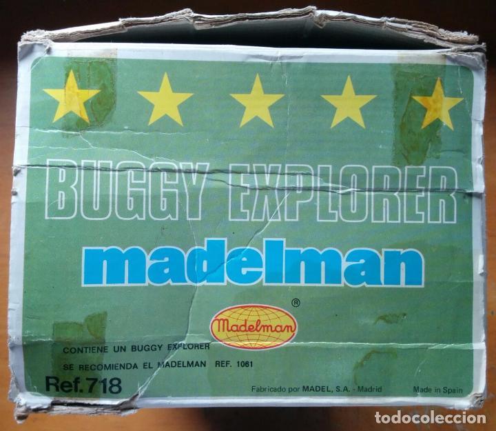 Madelman: Madelman Buggy Explorer Madel Exin para restaurar - Foto 10 - 86400064