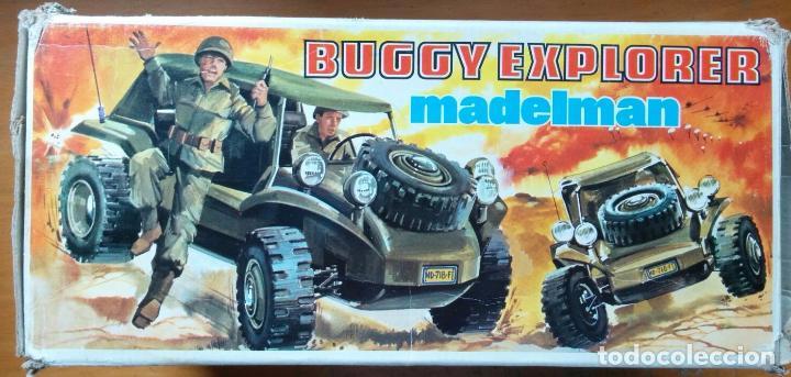 Madelman: Madelman Buggy Explorer Madel Exin para restaurar - Foto 12 - 86400064