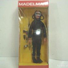 Madelman: MADELMAN ALTAYA - HOMBRE RANA Nº 4 ¡¡ EN CAJA NUEVO SIN ABRIR ¡¡¡ SUBMARINISTA. Lote 137956341