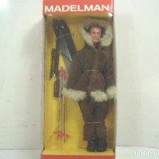 Madelman: MADELMAN ALTAYA - EXPLORADOR POLAR Nº 6 ¡¡ EN CAJA NUEVO SIN ABRIR ¡¡¡. Lote 91757300