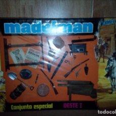Madelman: CONJUNTO OESTE I MADELMAN . Lote 93849410