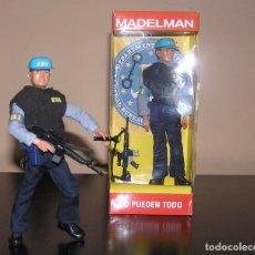 Madelman: MADELMAN MDE SERIE ESPIAS Y AGENTES SECRETOS. AGENTE FBI. FEDERAL BUREAU OF INVESTIGATION. POLICIA. Lote 95268443