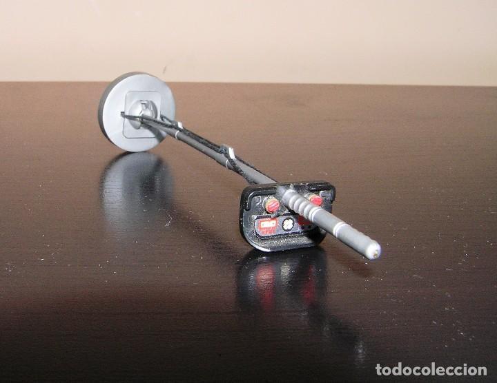 Madelman: Madelman MDE original primera generación buscaminas detector de minas perfecto muy raro - Foto 2 - 98240415