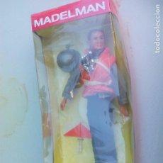 Madelman: MADELMAN MARINERO DE PORTAAVIONES. ALTAYA.POPULAR DE JUGUETES. SIN USAR, EN SU CAJA. Lote 99673959