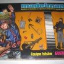 Madelman: MADELMAN GUERRILLERO EQUIPO BASICO REF. 512 ORIGINAL NUEVO EN CAJA. Lote 100428879