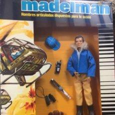 Madelman: PILOTO HELICÓPTERO MADELMAN. Lote 100995202