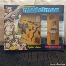 Madelman: MADELMAN BASICO EXPLORADORA A ESTRENAR DE JUGUETERIA.. Lote 104683267