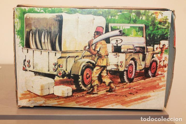 Madelman: MADELMAN, REMOLQUE CAMPAÑA. REF. 713. EN CAJA ORIGINAL. MADEL. MADE IN SPAIN. AÑOS 70 - Foto 7 - 105101147