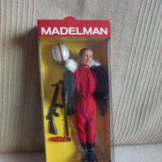 Madelman: PILOTO DE COMBATE DE ALTAYA IMPECABLE EN CAJA. Lote 110546399