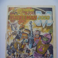 Madelman: PEQUEÑO COMIC DE MADELMAN 2050 : EL RETORNO DE LOS ZARKONS.. Lote 111426679