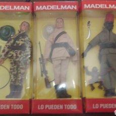 Madelman: MADELMAN.LOTE SAFARI ALTAYA.COMO SE VE.. Lote 112045543