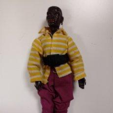 Madelman: MADELMAN ORIGINAL PRIMERA GENERACION JIM BLACK AÑOS 70. Lote 113045651