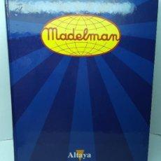 Madelman: ENCICLOPEDIA MADELMAN. FASCICULOS DEL TOMO 1+TAPAS. Lote 113327311